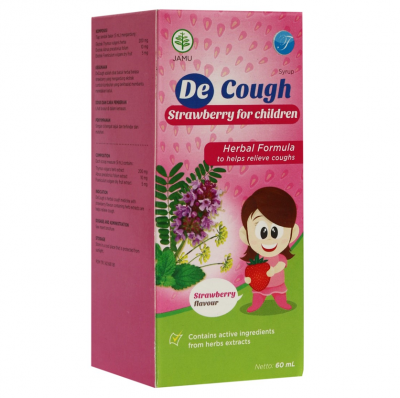 DeCough Strawberry