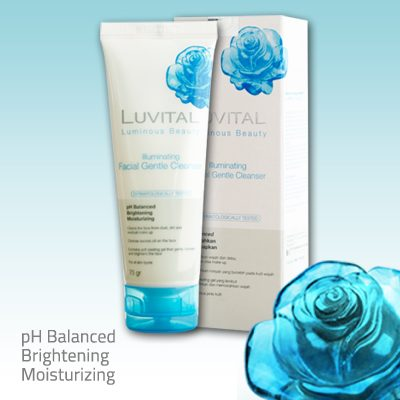 Luvital Facial Gentle Cleanser