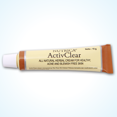 ActivClear Acne Cream