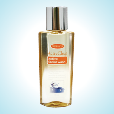 ActivClear Facial Wash