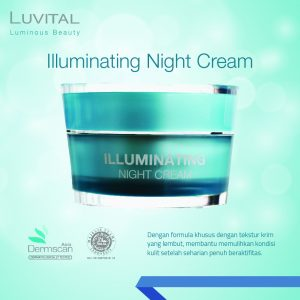 Luvital Night Cream